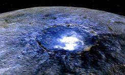 Cüce Gezegen Ceres'te Buz Volkanı Keşfedildi