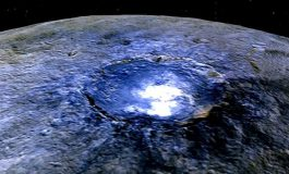 Ceres'te Buz Volkanı Keşfedildi