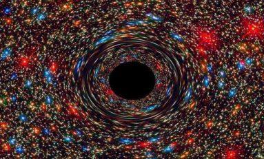 Hawking Işımasının Kuantum Etkilerine Benzer Etkilerin Laboratuvarda Gözlemlendiği İddia Edildi