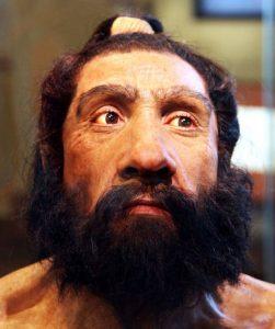 Neandertal erkeği görüntüsü