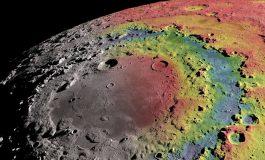 Ay'ın Yüzey Altı Haritası, Krater Halkalarının Kökenini Açıklıyor