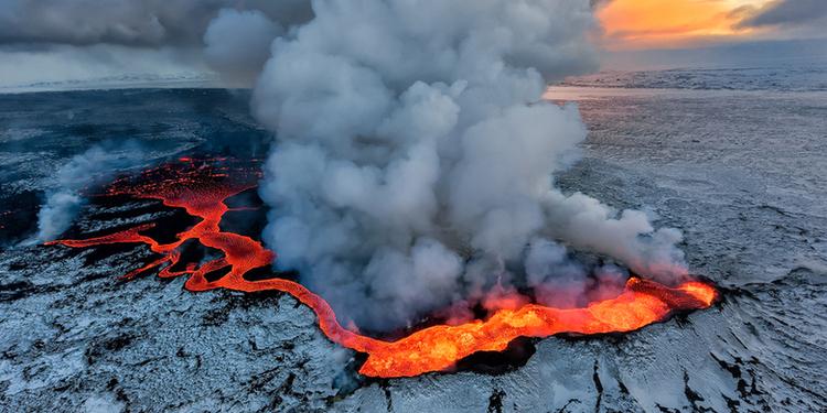 İzlanda'nın Yeni Enerji Kaynağı: Magma