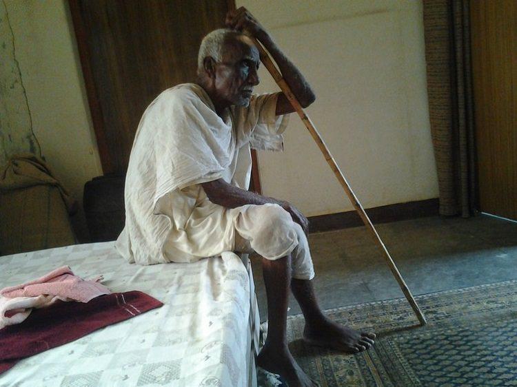 110 Yaşındaki Hint Kallu Yadav. Utkarshsingh.1992/wikimedia, CC BY-SA