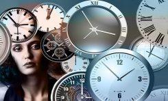 Beyinde Zaman Ve Mekân Dengelemesi