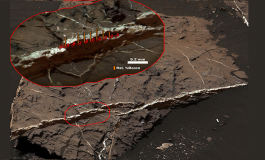 Mars'ta Bulunan Bor Suda Çözünmüş Olabilir