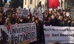 Türkiye Üniversitelerinde Nazi Dönemi Uygulamaları