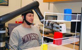 Yalnızca Düşünceyle Hareket Ettirilebilen Robot Kol Geliştirildi
