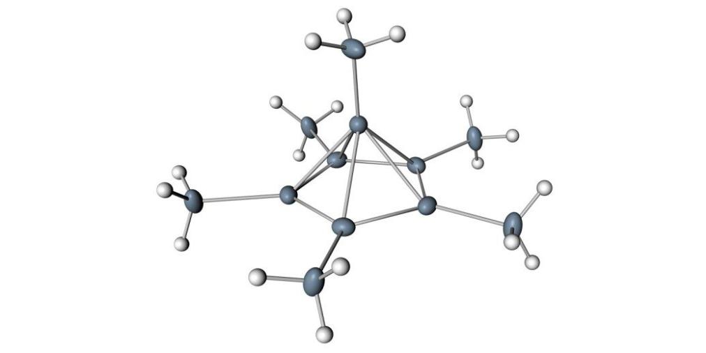 Altı Bağ Yapan Karbon Atomu İlk Defa Gözlemlendi