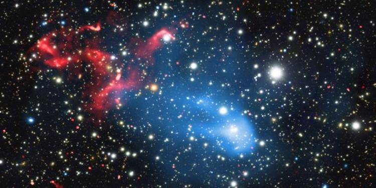 İlk Kez Gözlemlenen Kozmik Parçacık Hızlandırıcı
