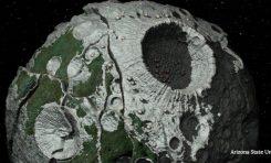 """NASA, Demir Dünyacık """"Psyche""""yi Araştırmayı Planlıyor"""