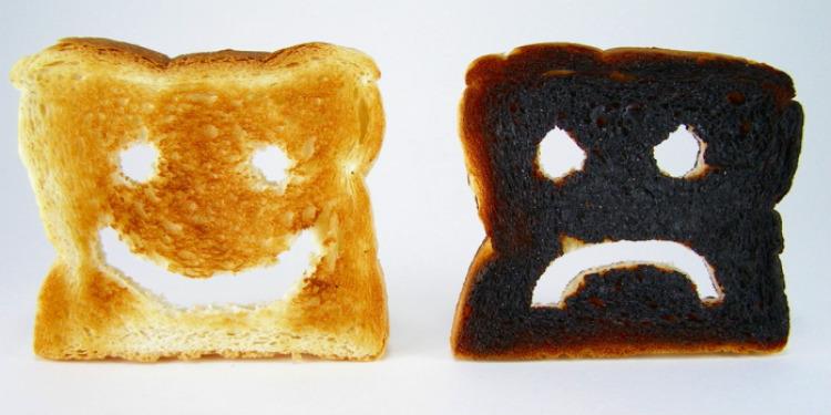 Yanmış Nişastalı Gıdaları Tüketmek Kansere Yol Açabilir