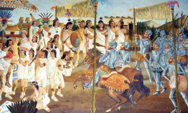Aztek Toplumunun Çöküşü, Salmonella Salgını Felaketi ile Bağlantılı Olabilir