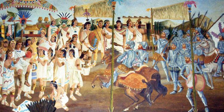"""Aztek Toplumunun Çöküşü, """"Salmonella"""" Salgını Felaketi ile Bağlantılı Olabilir"""