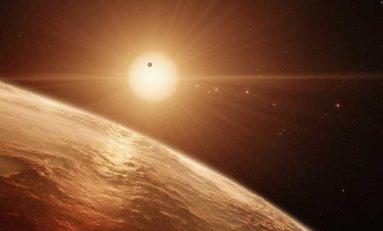 NASA, Dünya Benzeri 7 Gezegene Sahip Bir Cüce Yıldız Sistemi Keşfettiğini Açıkladı