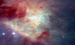 Orion Nebulası'nın Yeni Hubble Mozaiği