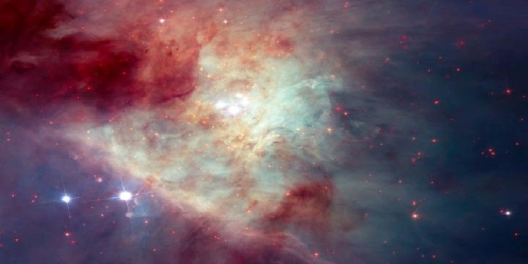 Orion Bulutsusunun Yeni Hubble Mozaiği