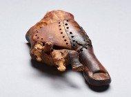 3.000 Yıllık Ahşap Ayak Protezi Bulundu