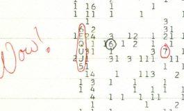 Uzaylı Mesajı Sanılan ''Wow!'' Sinyalinin Gizemi Çözüldü
