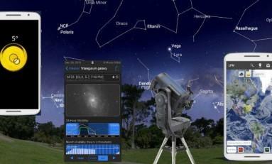 Akıllı Telefonunuzu Gökyüzü Gözleminde Nasıl Kullanabilirsiniz?