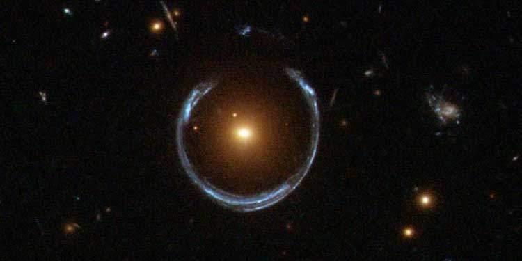 Güneş'ten Başka Bir Yıldızın Kütleçekimsel Merceklenmesi Gözlemlendi