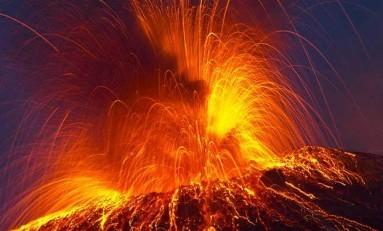 Tek Bir Volkanik Patlama Dünyadaki Tüm Yaşamı Yok Edebilir mi?
