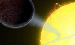 Işığı Neredeyse Hiç Yansıtmayan Bir Ötegezegen Keşfedildi