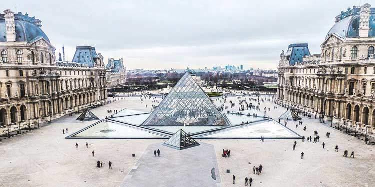 Louvre Müzesi'ndeki Gizli Eser: AGLAE Parçacık Hızlandırıcısı