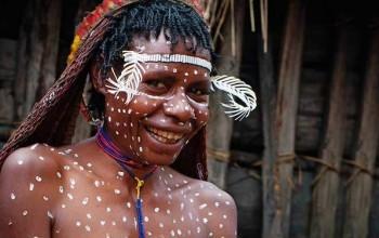 Papua Yeni Gine'deki Genetik Çeşitlilik