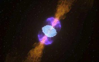 İlk Kez Nötron Yıldızlarının Çarpışmasından Yayılan Kütleçekimsel Dalgalar Keşfedildi