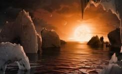 TRAPPIST-1 Gezegenleri, Yaşam İçin Yeterli Suyu Barındırıyor Olabilir