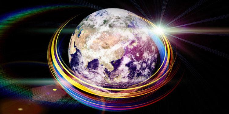 Dünya'nın Dönüşünün Küçük Bir Miktar Yavaşlaması, Büyük Depremleri Tetikleyebilir