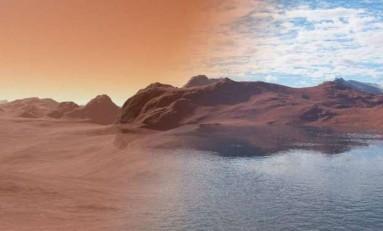 Mars, Yüzeyindeki Suyu Adeta Bir Sünger Gibi Emmiş Olabilir
