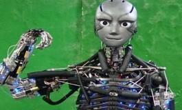 Terleme Özelliğine Sahip En İnsansı Robot: Kengoro