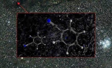 Yıldızlararası Uzayda Bir Organik Molekül: Benzonitril